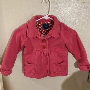 Pink Mini Boden Jacket